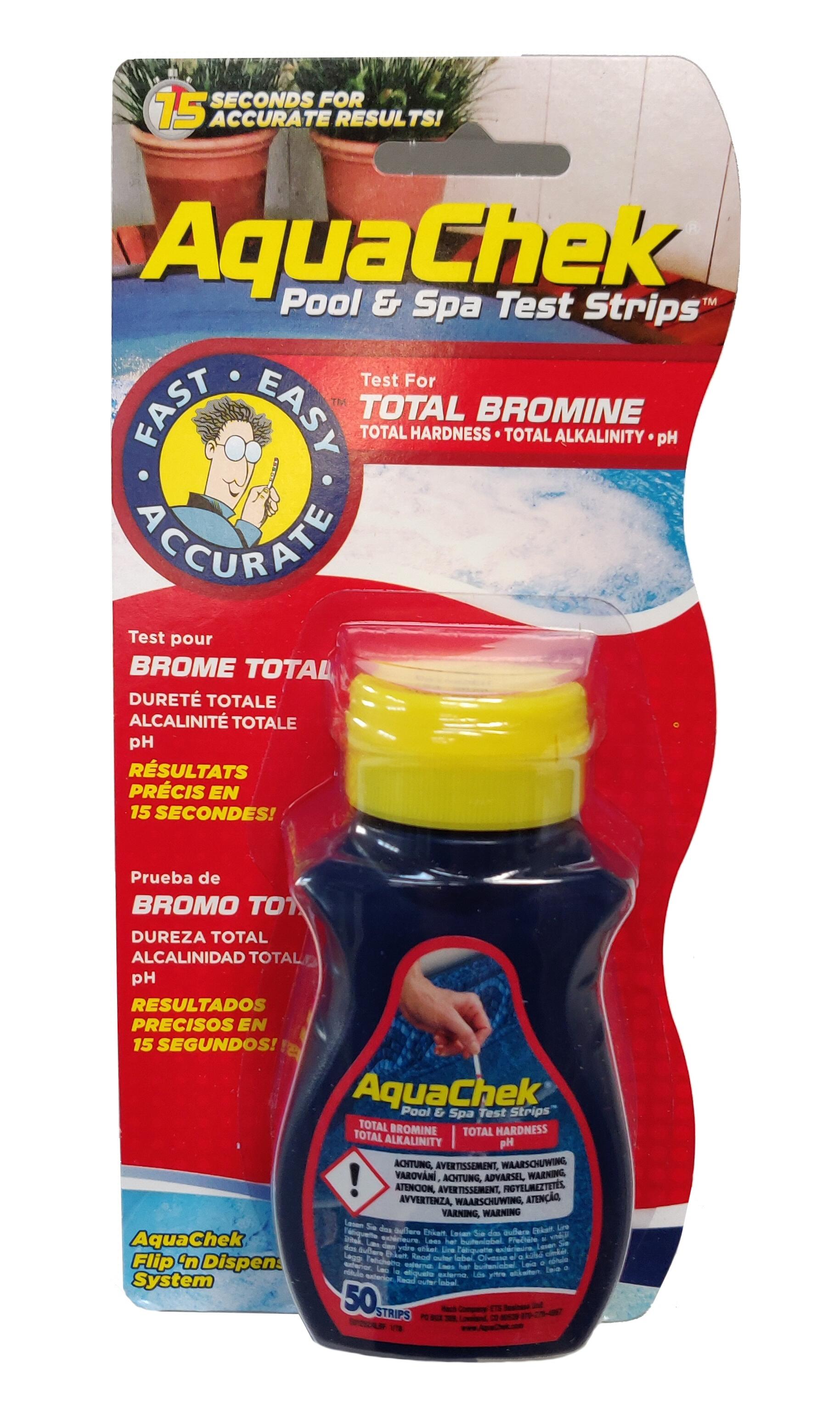 Teststickor, Br/pH/TA