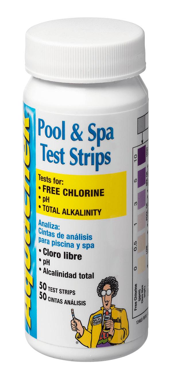Teststickor Cl/pH/TA