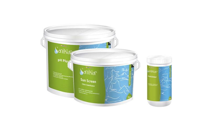 Produkter för justering av vattenbalansen