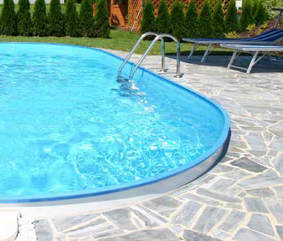 Exklusiv Oval Pool